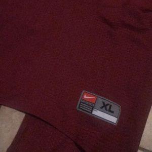 Nike Shirts - Nike Long Beach Wilson Football Jersey